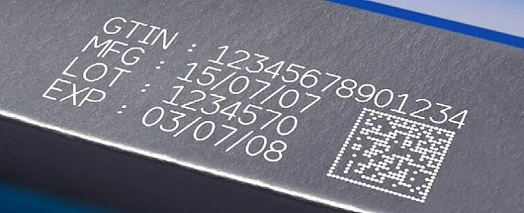 продукция волоконный маркер