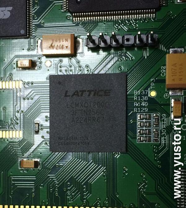 LATTICE lcmx1200hc