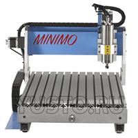 Настольный фрезерно-гравировальный станок с ЧПУ Minimo 4060TT (рис. 9)