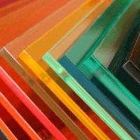 Акриловое стекло, ПЭТ, Полистирол